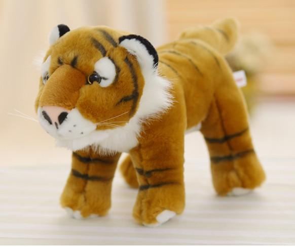 Popular Soft Material Stuffed Tiger Plush Toys