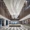 Senior custom design hotel lobby club modern style luxury K9 crystal chandelier