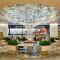 Popular Creative personality hotel lobby custom luxury modern luminaire chandelier lamp