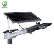 Cheap price ip65 outdoor waterproof smd Die casting aluminum 50w 100w integrated solar led Street Light