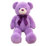 Popular Big size Teddy Bear with bow Plush Stuffed Toys