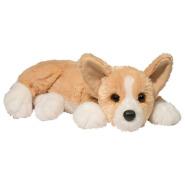 custom 2018 kids toys stuffed plush dog doll