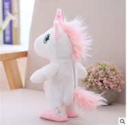 Interesting Unicorn with recorder Plush Animal Toys for children gifts