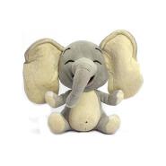 custom sitting elephant plush toy for gifts