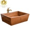 luxury bathroom Sink Wash wooden Basin hotel decor