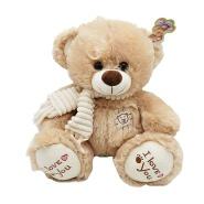 Skin-friendly and comfortable 30 cm plush teddy bear toys