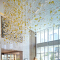 Energy saving circular glass indoor decoration bubble chandelier pendant light