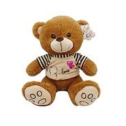 promotional lifelike fashion soft stuffed animal plush teddy bear