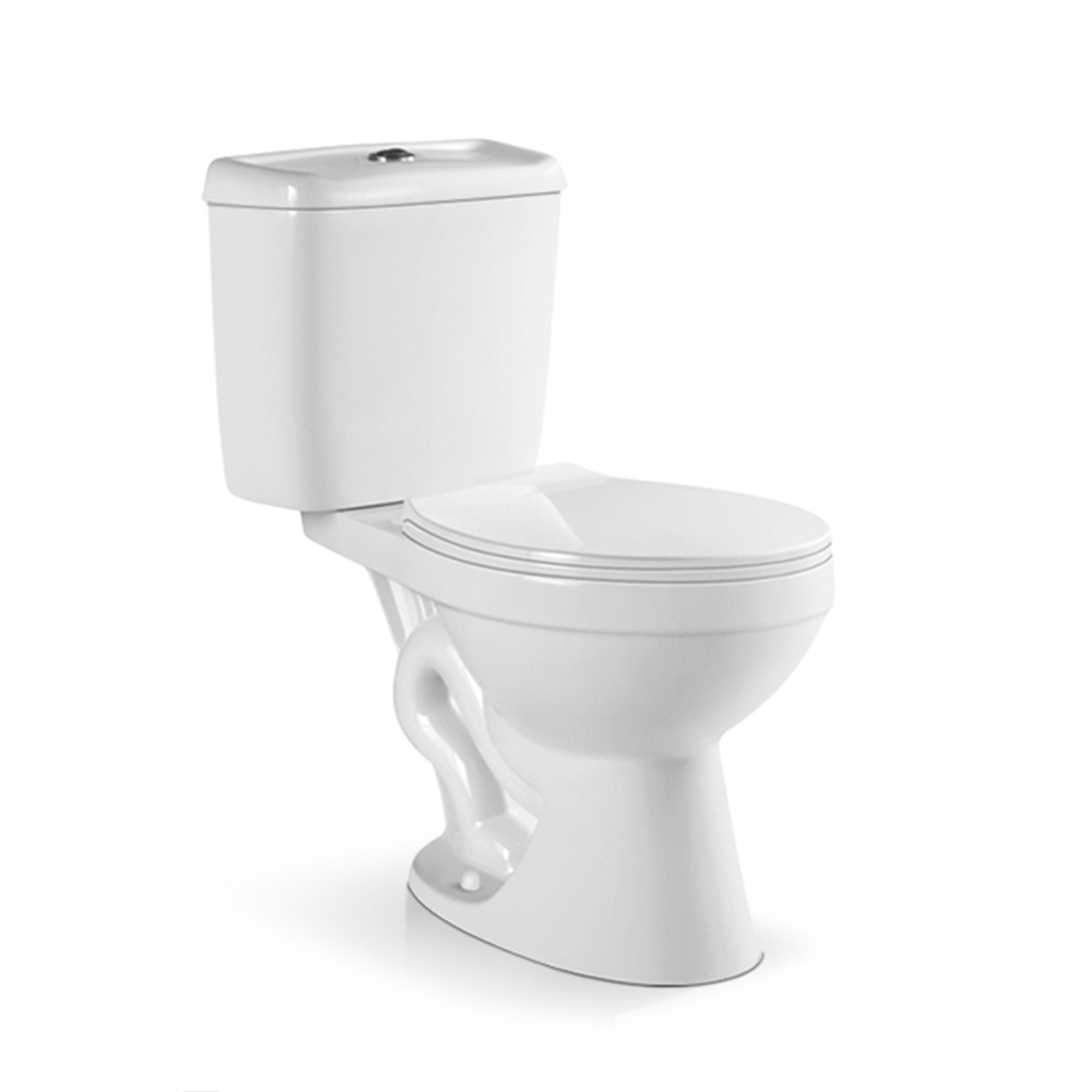 First-E5085 Sanitary ware bathroom ceramic wc piss two piece toilet