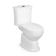 First-E5021 Sanitary ware bathroom ceramic wc piss two piece toilet