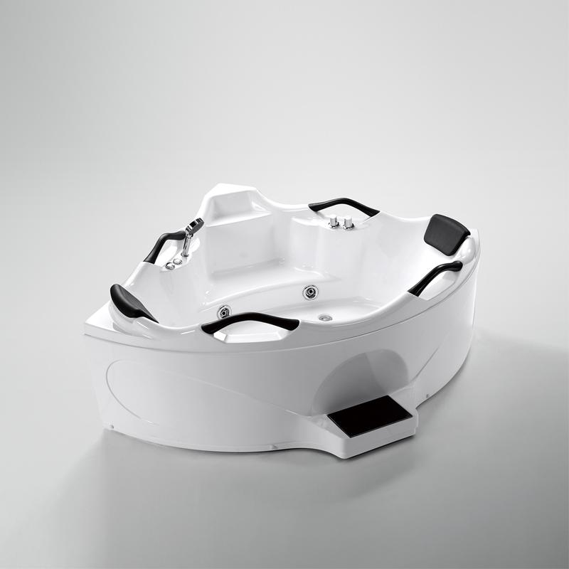whirlpool bathtub 1500mm bathtubs whirlpools acrylic