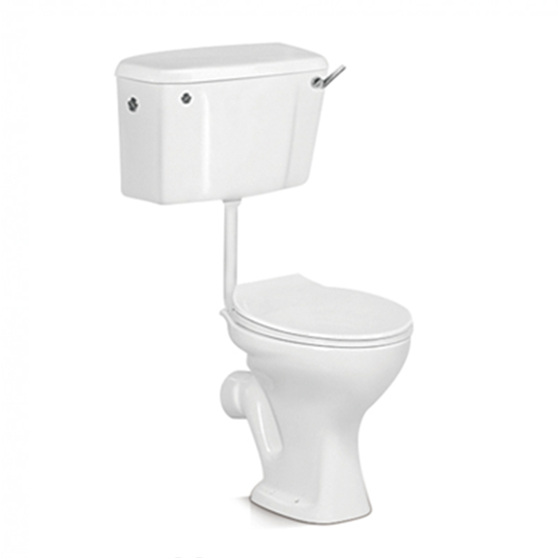 First-E5029 Sanitary ware bathroom ceramic wc piss two piece toilet set
