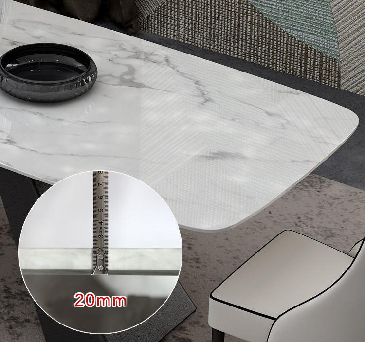 Dining marble table