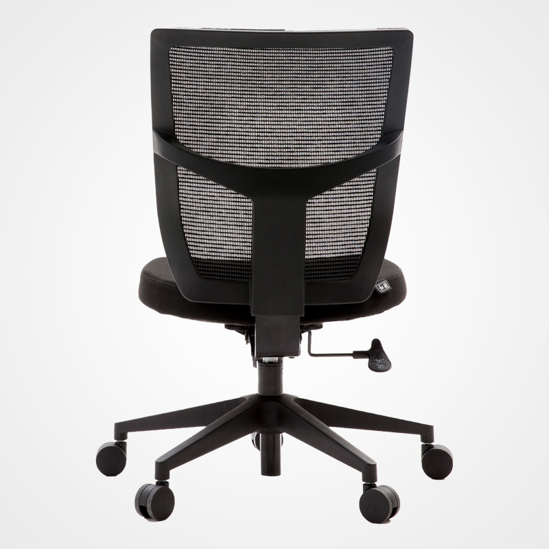 Office General office chair executive swivel chair no armrest