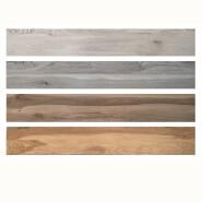 China natural timber ash glazed floor tile 200X1200MM/8