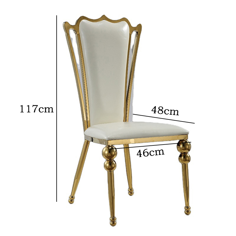 16XHA-153 European and American dinining chair