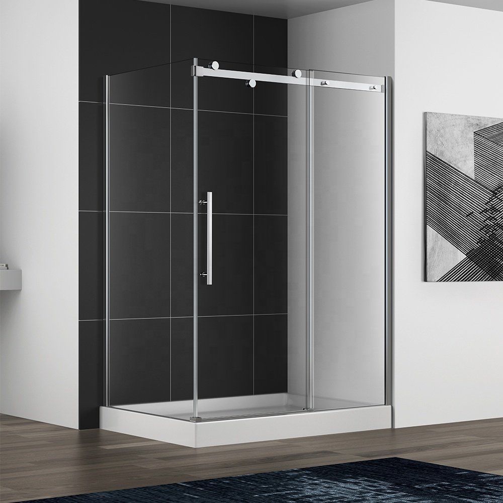 China Supplier Factory Direct Selling New Dubai Complete Simple Shower Room with SUS 304 handle
