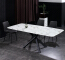 Square  Dining Marble Table
