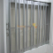 Sunnyquick aluminum glass bi-fold door house interior aluminium alloyed bi folding sliding doors house for sell