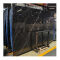Furniture customization sintered stone furniture black marble stone wall and floor decor for sale