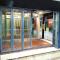 Sunnyquick aluminum glass bi-folding door China bi fold balcony aluminium folding sliding doors for prices hinges
