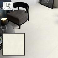 living room floor tiles grey glazed flooring price 600x600mm Light gray non-slip Rustic porcelain tile
