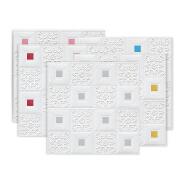Cheap price waterproof 3D brick wallpaper PE foam wall sticker wall panel for home decoration