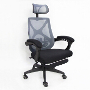 The latest hot sale mesh connect armrest office furniture chair