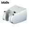 4001 Hot-sale Adjustable ABS Plastic Hand Shower Head Holder Include Screws shower bracket
