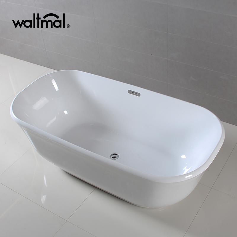 Arabella oval Double Slipper freestanding Tub