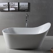 Lindsey Acrylic Freestanding Tub China Bathub