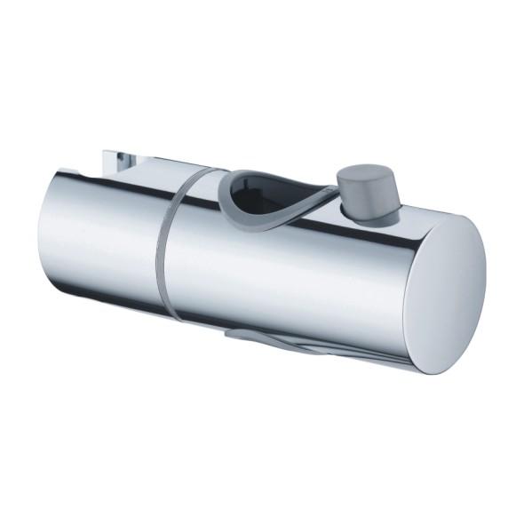D 22 mm 25 mm ABS Chrome Plated Hand Shower Rail Head Slider Clamp Holder Bracket
