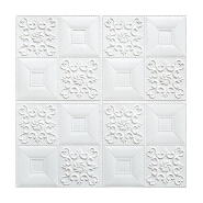 White Brick Design Foam Wallpapers 3d Brick Wall Paper 3d Pe Wall paper For Walls Decor