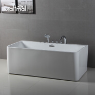 Luxury Glamorous Portable Standalone and Freestanding Massage Bathtubs with shower