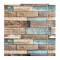 Eco-friendly Waterproof 3D Panels Designs Decoration Foam Wallpaper 3D Foam Brick For Home Decor