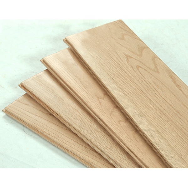 Solid American red oak white oak pure solid wood antique hand-grained solid wood flooring