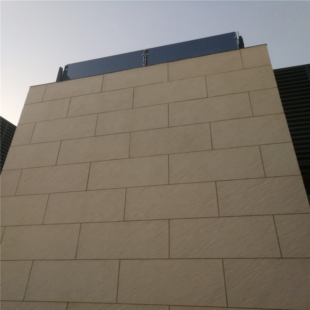 Anti-weather outdoor soft ceramic tile flexible stone wall tiles for villa house