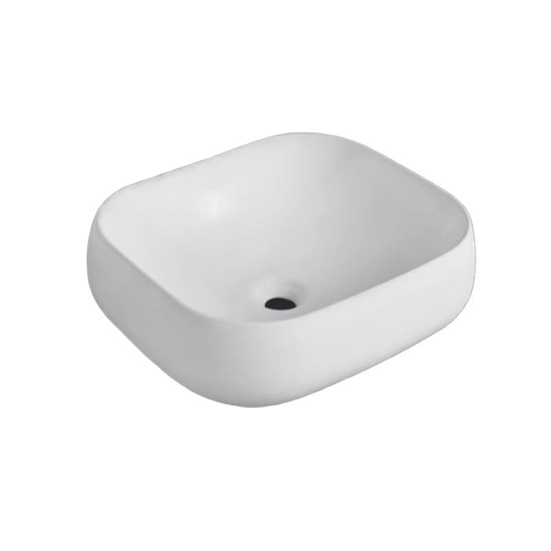 A large number of low price sales White Ceramic Wash Hand basin