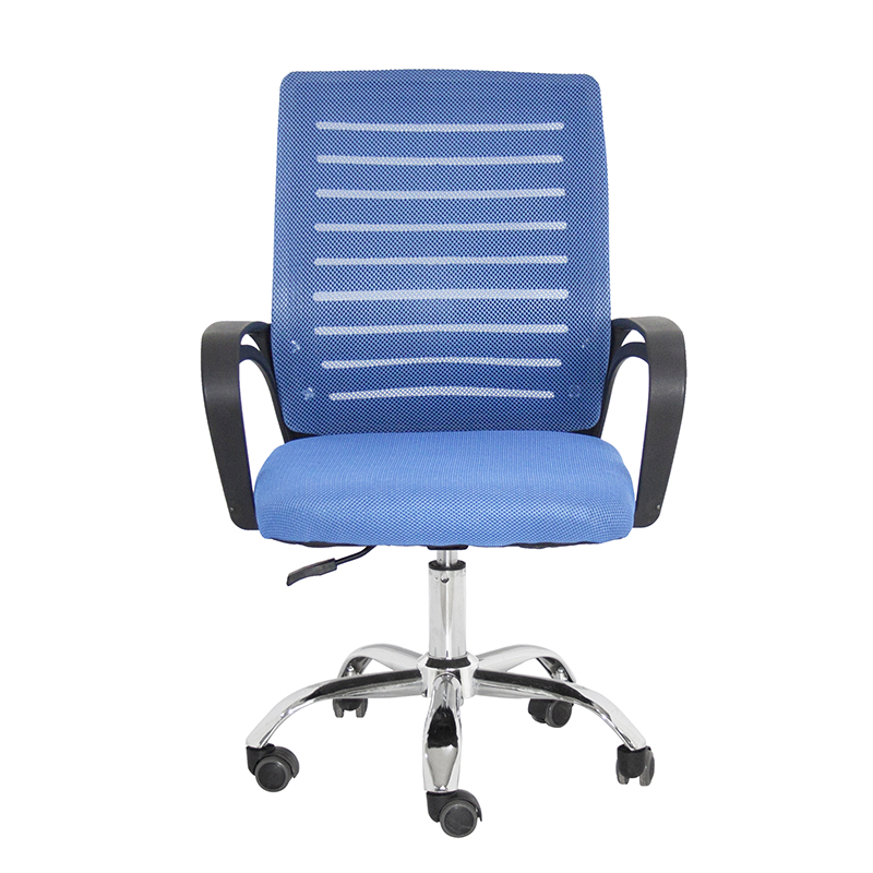 Hot selling simple and cheap grid office chair with butterfly mechanism