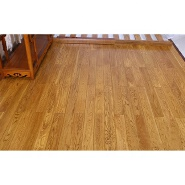Baishunxing manufacturer customized American red oak white oak pure solid wood antique hand-grained solid wood flooring