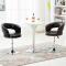 Modern simple backrest adjustable bar high chairs