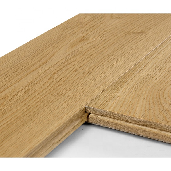Hot sale manufacturer customized American red oak white oak pure solid wood antique hand-grained solid wood flooring