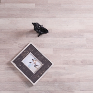 Handscraped White Oak Timber Solid Hardwood Flooring