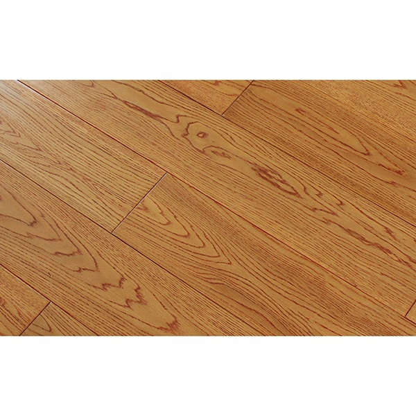 Good quality manufacturer customized American red oak white oak pure solid wood antique hand-grained solid wood flooring