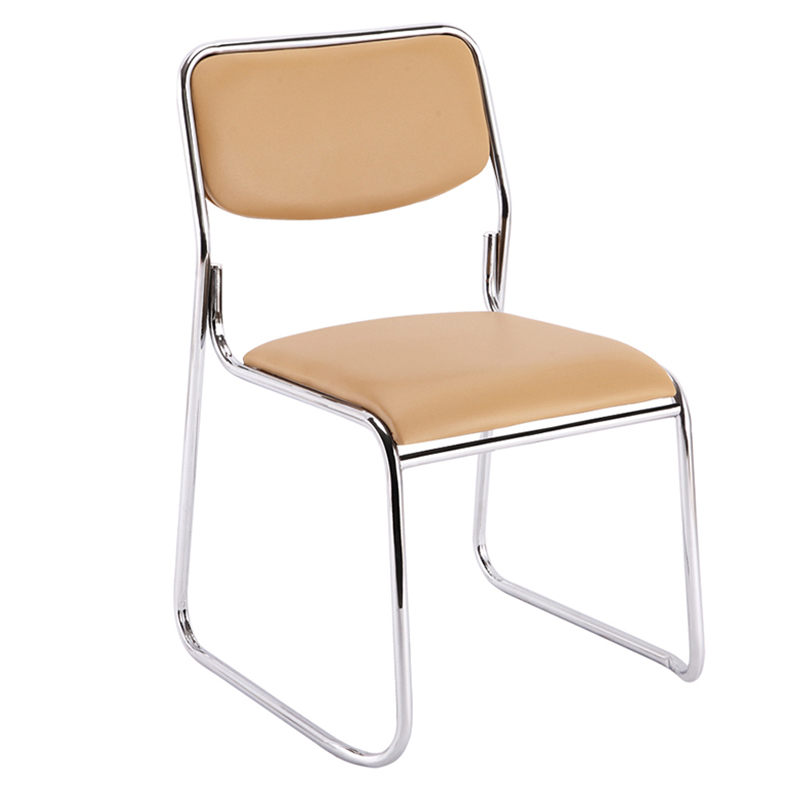 wholesale leather low price guest office visitor room chair Online
