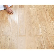 customized American red oak white oak pure solid wood antique hand-grained solid wood flooring