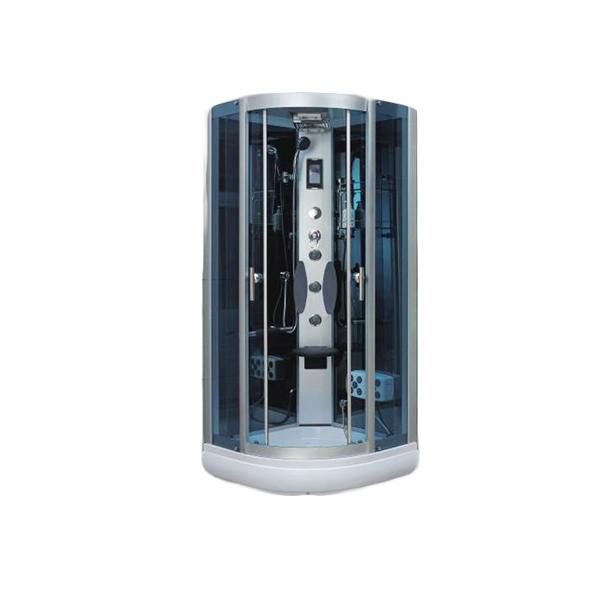 bathroom cheap roller double glass sliding shower enclosure