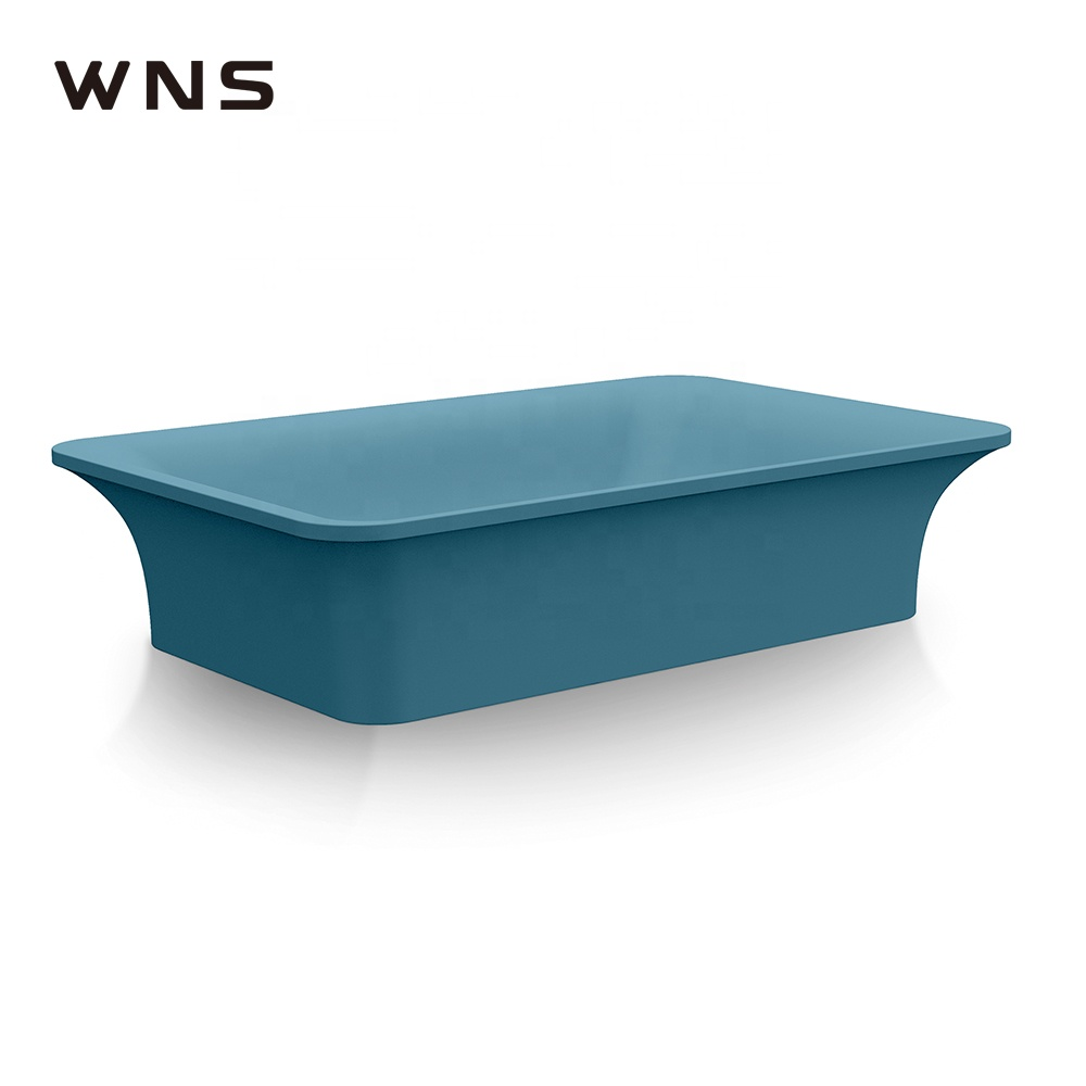 artificial stone resin basins sink acrylic solid surface lavabo bathroom washbasin wash basin sink