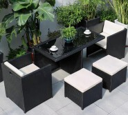 Classic sunscreen  durable outdoor sofa