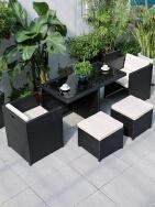 Huizhou Xinhe Houseware Co., Ltd. Outdoor Sofa